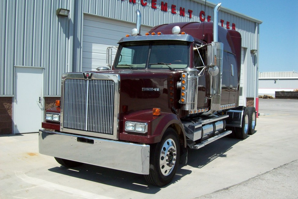 Trucks For Sale In Kansas >> 2006 Western Star 4900 4964EX StockNum: CN1119 : Nebraska ...