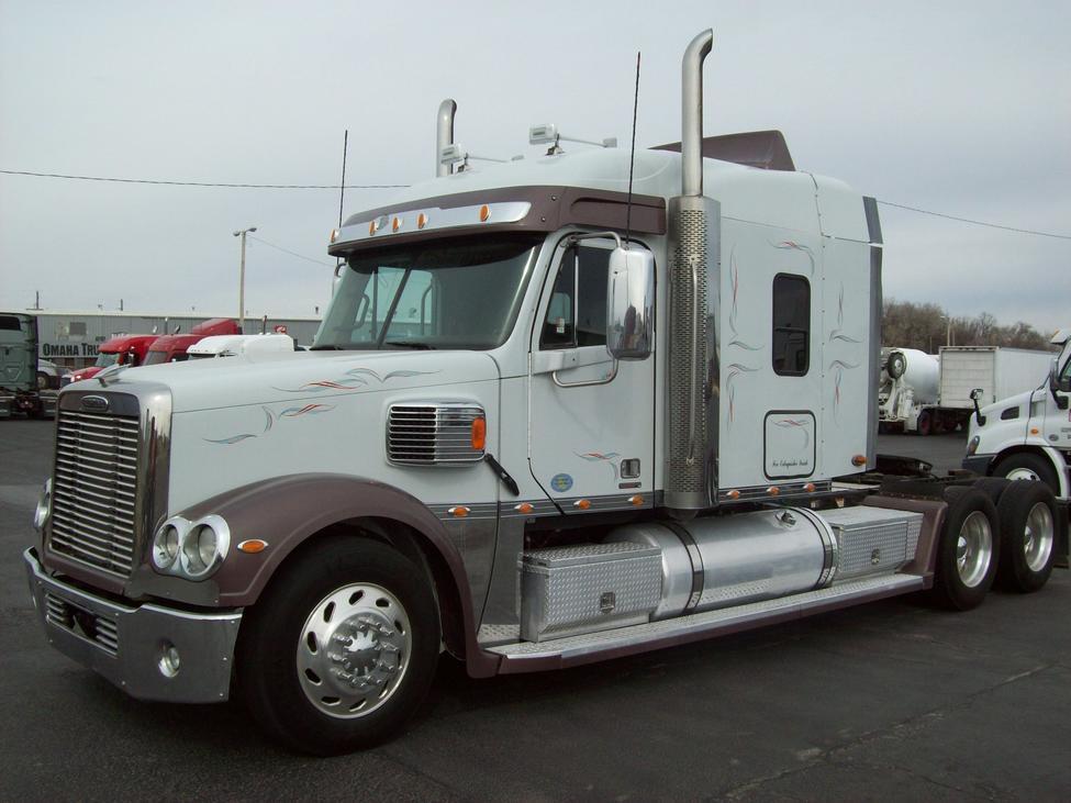 2008 Freightliner Coronado Cc132 Stocknum Og3796